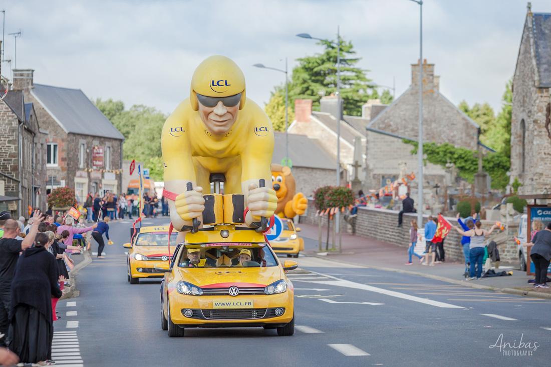 Découvrez photos de la Tour de France 2016 - Images prises à Champrepus, Manche - Normandie #TDF2016