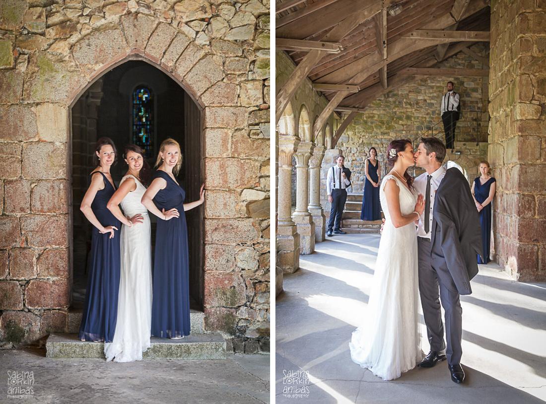 Découvrez les belles photos de mariage de photographe en Basse Normandie Sabina Lorkin - Manche Calvados Orne