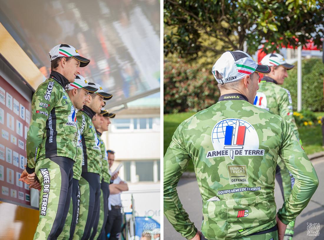 Photographie événementielle - Découvrez photos du prologue à Saint Lo du Tour de Normandie 2015 par artisan photographe Sabina lorkin