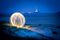 """Ball of Light"" Photographie en Normandie"