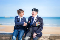 0267-Anibas-Photography-Veterans-britannique-retournent-aux-landing-beaches-Arromanches-Normandie
