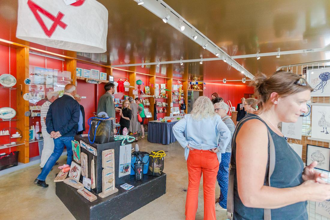 Découvrez l'Expo-Vente 'Douceurs Marines' à l'Office de Tourisme de Villedieu-les-Poêles - 15 juin 2018 - 15 Octobre 2018