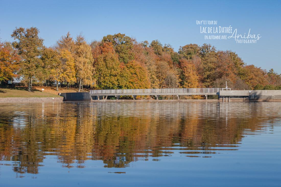 Faire un p'tit tour du Lac de la Dathée avec photographe professionnelle en Normandie Sabina Lorkin