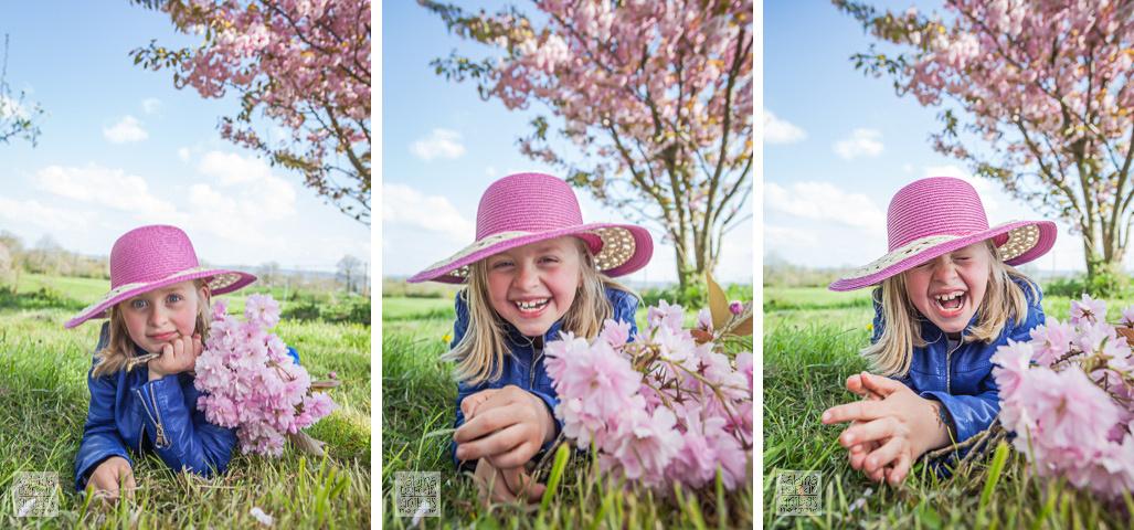 Comment je travaille pour photographier vos enfants - Photographe d'enfants en Basse Normandie