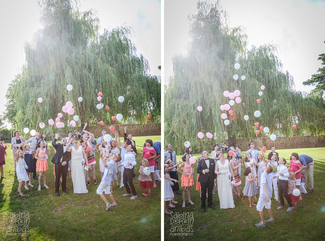Photographe de mariage - Ducey - Le mariage d'Agathe et Eddy par artisan photographe Sabina Lorkin - Normandie
