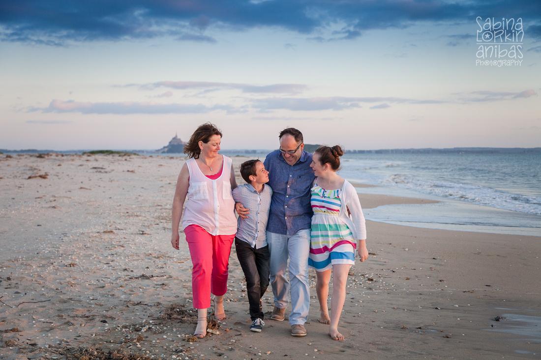 Vous cherchez un photographe de couples et de familles en Normandie ? Découvrez le beau travail de Sabina Lorkin - Anibas Photography