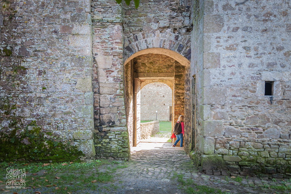 Découvrez le Château de Pirou - Manche (50) - Normandie - Photos par Sabina Lorkin | Anibas Photography - Manche Tourisme