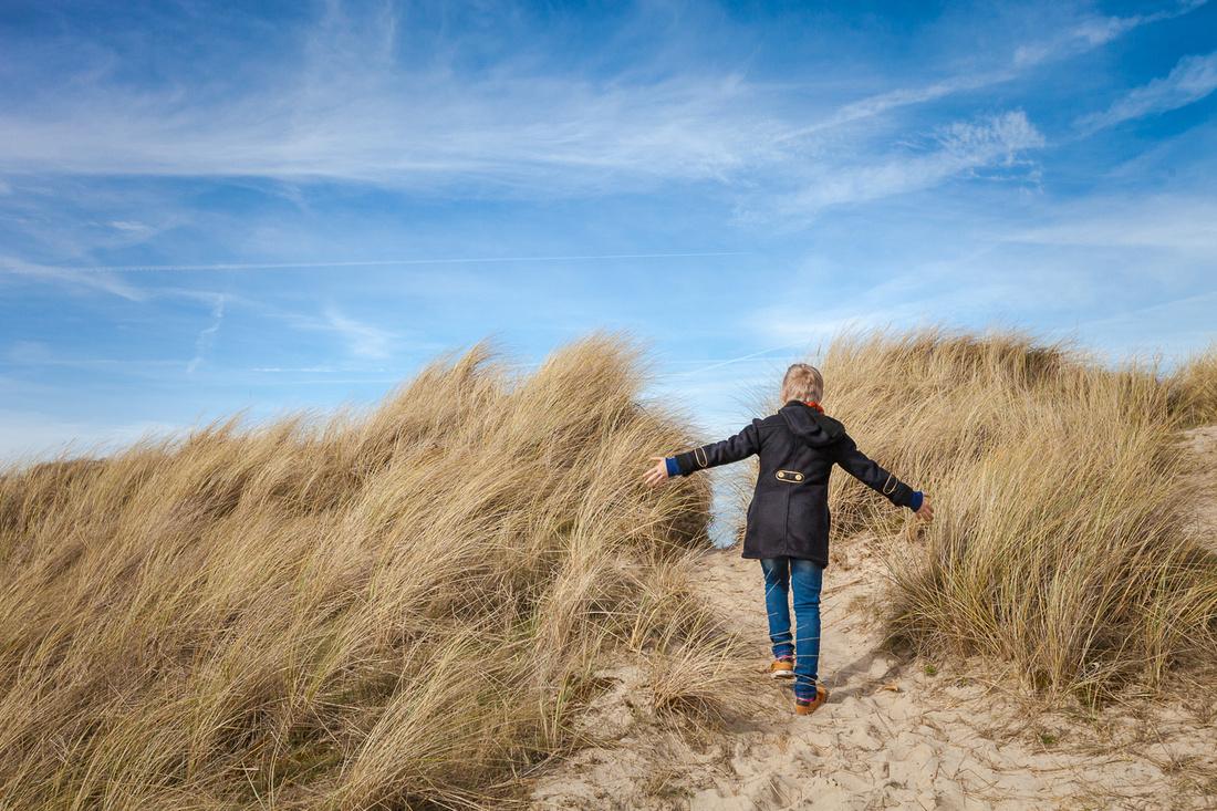 Une promenade hivernale en découvrant Portbail et les dunes d'Anneville - Manche Normandie - Par Photographe professionnelle en Normandie Sabina Lorkin