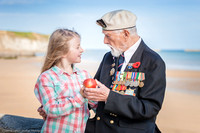 0318-Anibas-Photography-Veterans-britannique-retournent-aux-landing-beaches-Arromanches-Normandie
