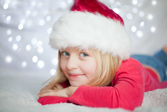 Artisan photographe de famille et commercial normandie seance photo no l petite fille de - Petites images de noel ...